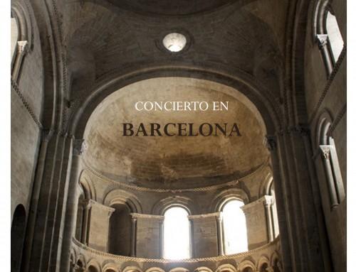 Mark Pulido con las Bilas – Barcelona 18 y 19/01/18